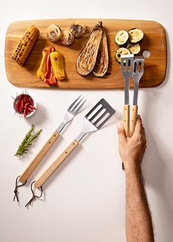 Passo a passo para fazer um churrasco vegetariano na sua casa