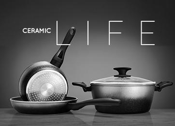 Ceramic Life: conheça a linha que combina perfeitamente com você