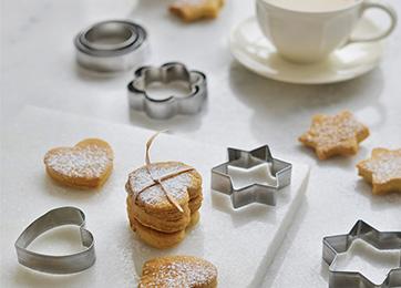 Duas receitas de biscoito (ou bolacha!) pra você preparar na sua casa