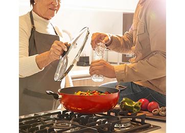 Tipos de fogão: conheça os modelos e quais panelas usar